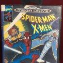Videojuegos y Consolas: MEGADRIVE SPIDER-MAN X-MEN. Lote 160231776