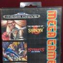 Videojuegos y Consolas: MEGADRIVE MEGA GAMES 2. Lote 160282054