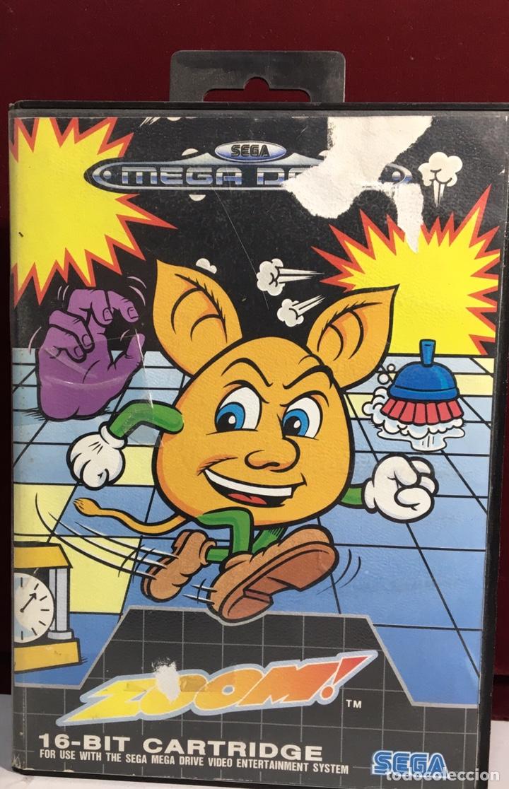 MEGADRIVE ZOOM! (Juguetes - Videojuegos y Consolas - Sega - MegaDrive)