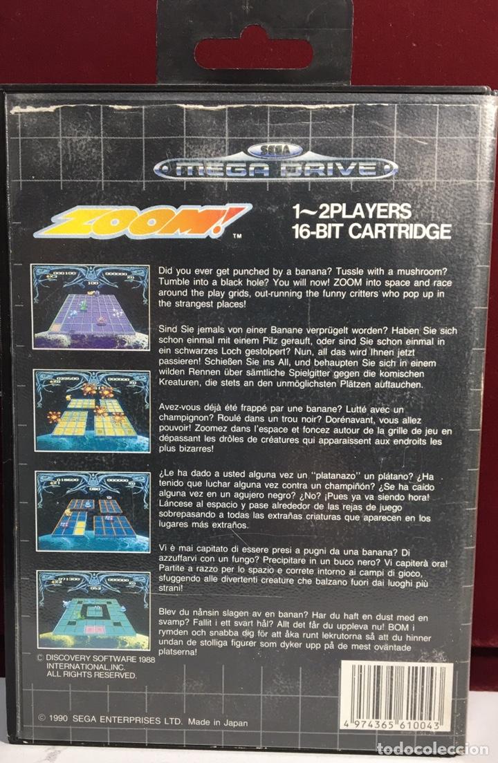 Videojuegos y Consolas: MEGADRIVE ZOOM! - Foto 2 - 160282260