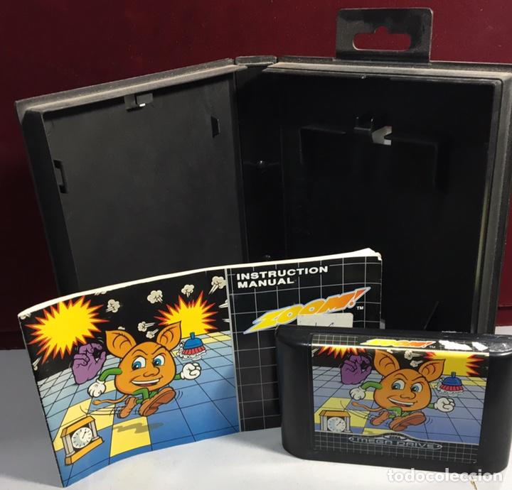 Videojuegos y Consolas: MEGADRIVE ZOOM! - Foto 3 - 160282260