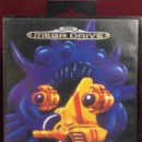 Videojuegos y Consolas: MEGADRIVE ZERO WING. Lote 160288302