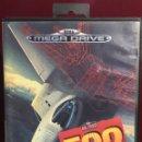 Videojuegos y Consolas: MEGA DRIVE F22 INTERCEPTOR SIN MANUAL. Lote 160288525