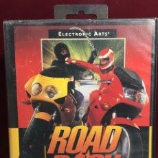 Video Games and Consoles - MEGADRIVE ROAD RASH II SIN MANUAL - 160288701
