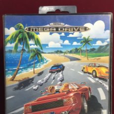 Video Games and Consoles - MEGADRIVE OUTRUN SIN MANUAL - 160328224