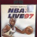 Videojuegos y Consolas: MEGADRIVE NBA LIVE 97 SIN MANUAL. Lote 160331017