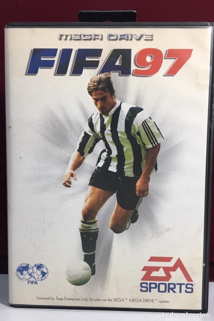 MEGADRIVE FIFA 97 SIN MANUAL (Juguetes - Videojuegos y Consolas - Sega - MegaDrive)