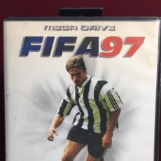Video Games and Consoles - MEGADRIVE FIFA 97 SIN MANUAL - 160332636