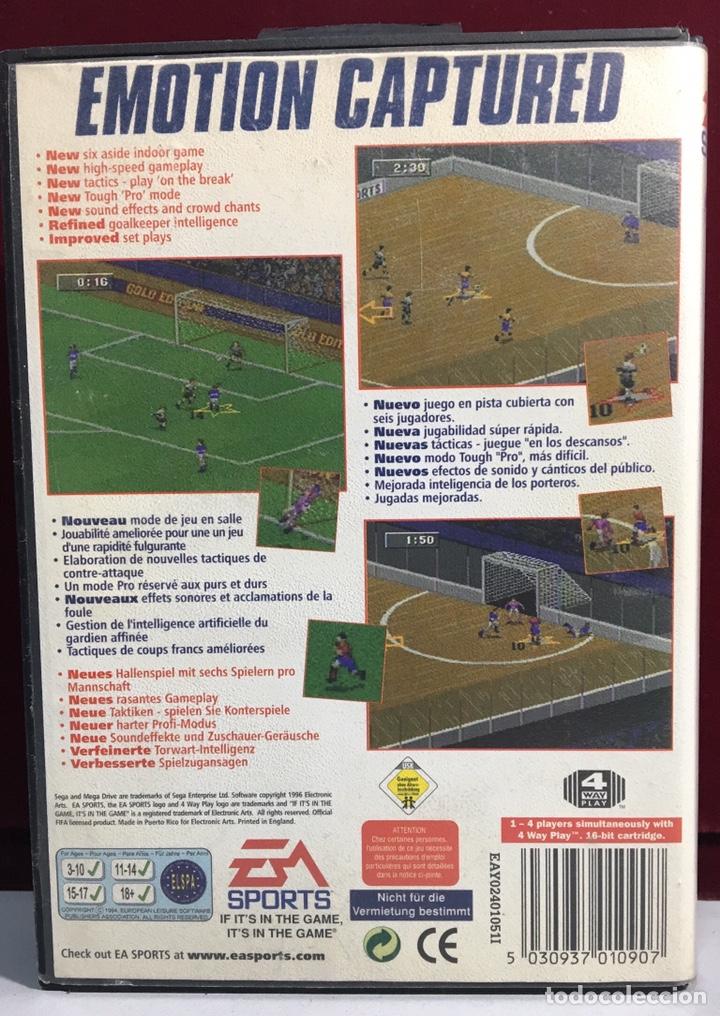 Videojuegos y Consolas: MEGADRIVE FIFA 97 SIN MANUAL - Foto 2 - 160332636