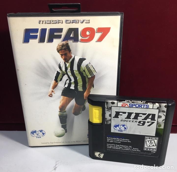 Videojuegos y Consolas: MEGADRIVE FIFA 97 SIN MANUAL - Foto 3 - 160332636