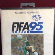 Videojuegos y Consolas: MEGADRIVE FIFA 95 SIN MANUAL. Lote 160332792