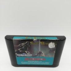 Videojuegos y Consolas: BEAST WRESTLER SEGA GENESIS. Lote 161881278
