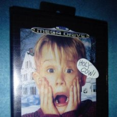 Videojuegos y Consolas: HOME ALONE - VERSION UK SIN MANUAL SEGA MEGADRIVE. Lote 162324650