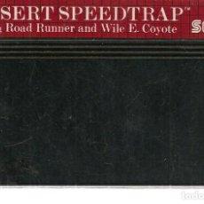 Videojuegos y Consolas: DESERT SPEEDTRAP. SEGA MEGA CARTRIDGE. SOLO CARTUCHO. (RF.MA)Ñ. Lote 162628686