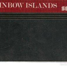 Videojuegos y Consolas: RAINBOW ISLANDS. SEGA MEGA CARTRIDGE. SOLO CARTUCHO. (RF.MA)Ñ. Lote 162628962