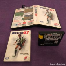 Video Games and Consoles - JUEGO FIFA 97 SEGA MEGADRIVE - 162992900