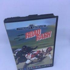 Videojuegos y Consolas: ROAD RASH JUEGO MEGA DRIVE. Lote 163973557