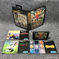 Videojuegos y Consolas: MEGA GAMES I SEGA MEGA DRIVE. Lote 164648448