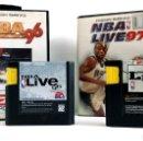 Videojuegos y Consolas: LOTE 2 VIDEOJUEGOS NBA 96 Y NBA 97. Lote 165407520