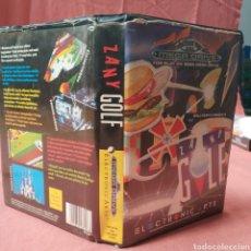 Videojuegos y Consolas: JUEGO SEGA MEGA DRIVE ZANY GOLF. Lote 165500246