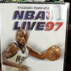 Videojuegos y Consolas: SEGA MEGADRIVE MEGA DRIVE - NBA LIVE '97 PAL EUR (NUEVO) (PRECINTADO). Lote 166064034