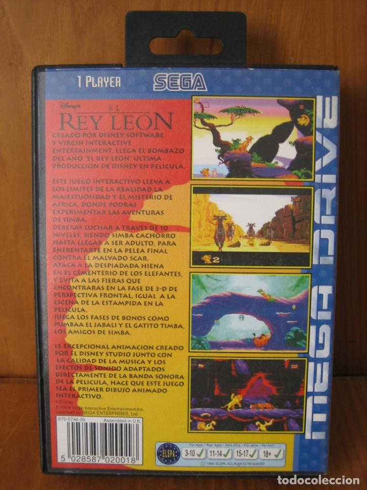 Videojuegos y Consolas: Juego Sega MegaDrive - Foto 4 - 167740924