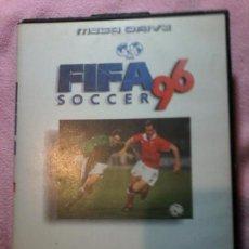Videojuegos y Consolas: SEGA MEGA DRIVE ~ FIFA 96 SOCCER ~ COMPLETO ~. Lote 167887044