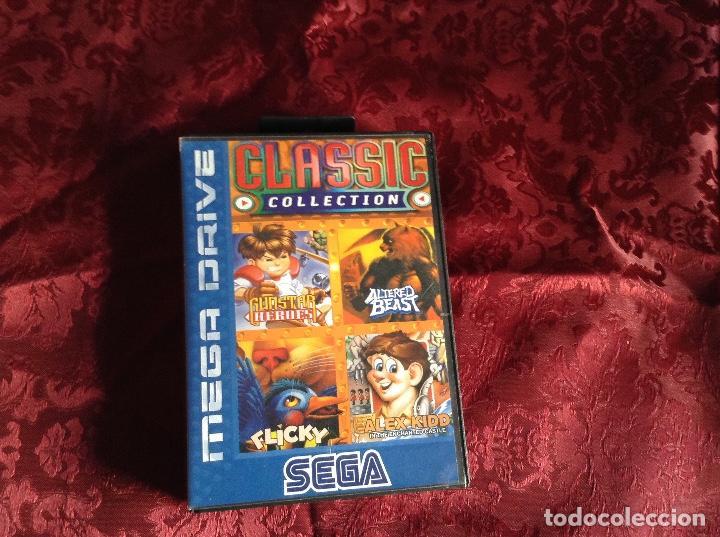 SEGA MEGA DRIVE CLASSIC COLLECTION COMPLETO (Juguetes - Videojuegos y Consolas - Sega - MegaDrive)
