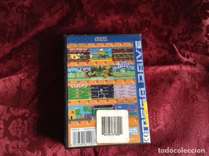 Videojuegos y Consolas: Sega mega drive Classic collection Completo - Foto 2 - 168216796