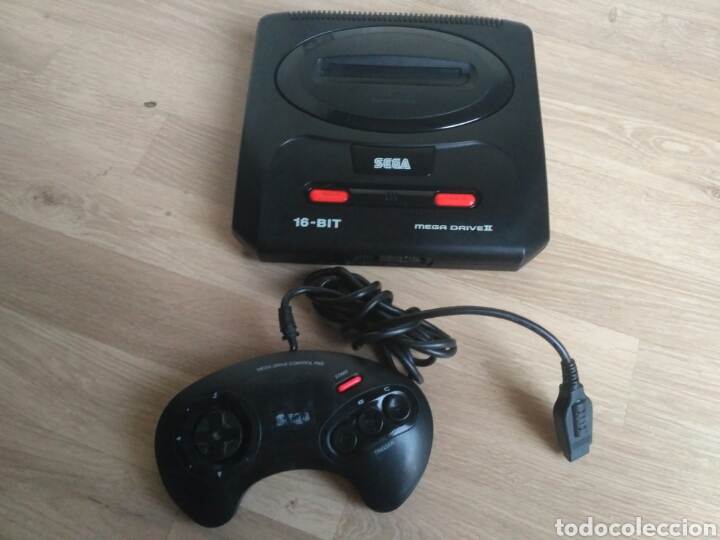 CONSOLA SEGA MEGADRIVE + MANDO (Juguetes - Videojuegos y Consolas - Sega - MegaDrive)