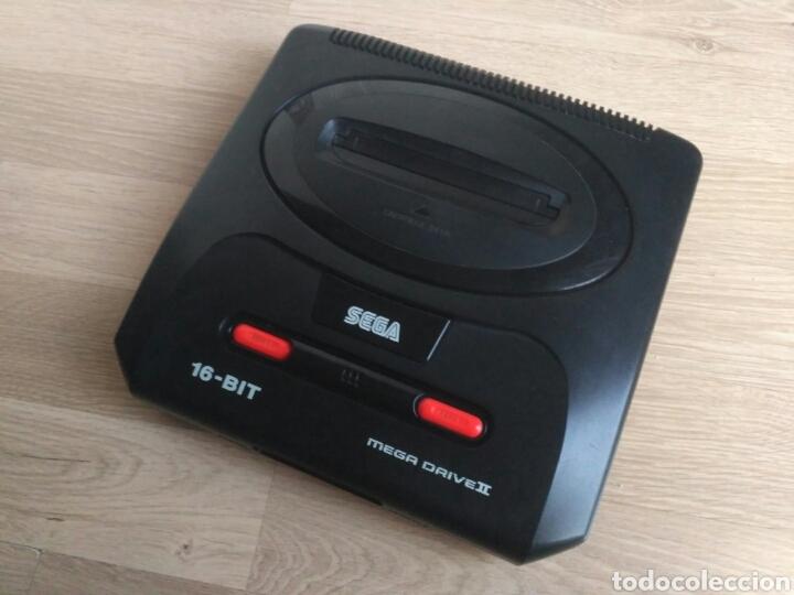 Videojuegos y Consolas: Consola Sega megadrive + mando - Foto 2 - 168488273