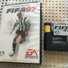 Videojuegos y Consolas: FIFA 97 SEGA MEGA DRIVE MEGADRIVE KREATEN. Lote 169108404
