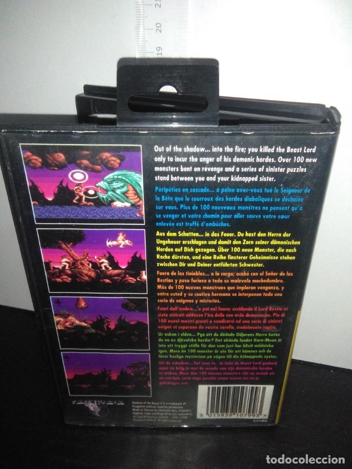 Videojuegos y Consolas: Juego sega megadrive Aquatic games megadrive completo mega drive - Foto 5 - 169181200