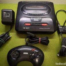 Videojuegos y Consolas: CONSOLA SEGA MEGA DRIVE II. Lote 169322144