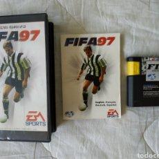 Videojuegos y Consolas: FIFA 97 MEGADRIVE. Lote 169412517