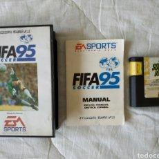 Videojuegos y Consolas: FIFA 95 MEGADRIVE. Lote 169412566