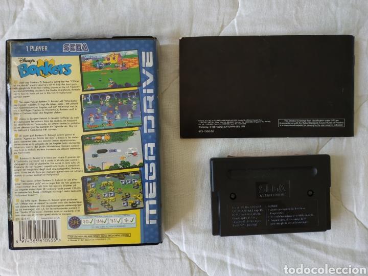 Videojuegos y Consolas: Bonkers MEGADRIVE - Foto 2 - 169413680