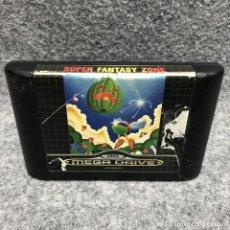 Videojuegos y Consolas: SUPER FANTASY ZONE SEGA MEGA DRIVE. Lote 169419581
