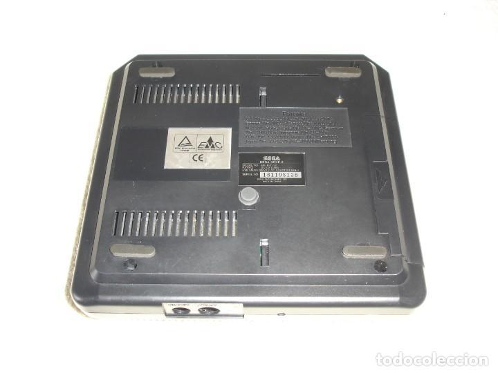 Videojuegos y Consolas: CONSOLA SEGA MEGADRIVE. MEGA DRIVE II COMPLETA + 3 JUEGOS. -- EN FUNCIONAMIENTO - Foto 3 - 170117972