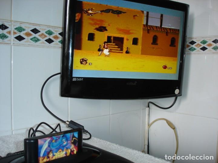 Videojuegos y Consolas: CONSOLA SEGA MEGADRIVE. MEGA DRIVE II COMPLETA + 3 JUEGOS. -- EN FUNCIONAMIENTO - Foto 7 - 170117972