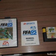 Videojuegos y Consolas: FIFA 95 COMPLETO SEGA MEGADRIVE MEGA DRIVE PAL ESPAÑA. Lote 170874120