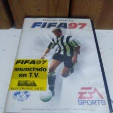 Videojuegos y Consolas: JUEGO MEGA DRIVE FIFA 97 . Lote 172146555