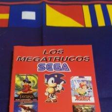 Videojuegos y Consolas: LOS MEGA TRUCOS SEGA SEGA MEGADRIVE. Lote 172283275