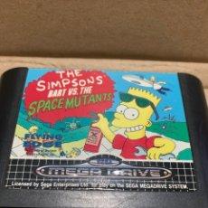 Videojuegos y Consolas: MEGA DRIVE THE SIMPSONS. Lote 173030939
