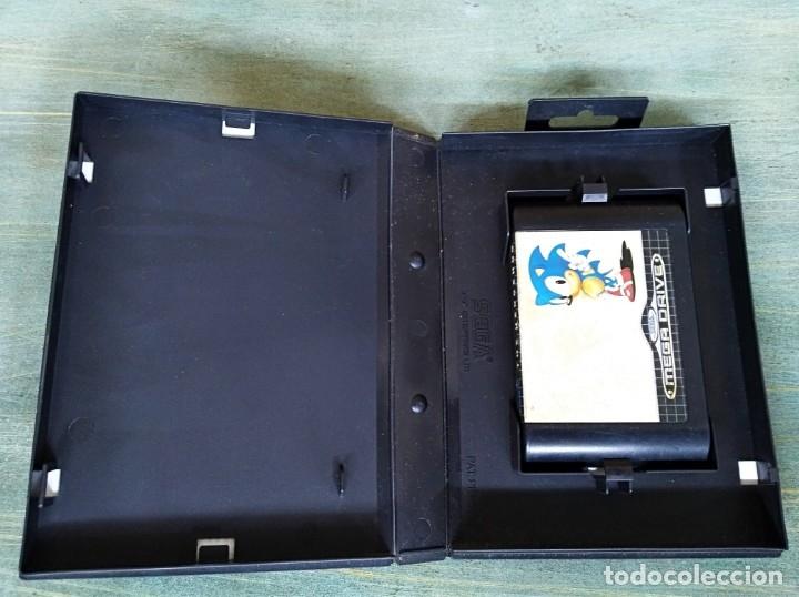 Videojuegos y Consolas: Juego Sonic para Mega Drive (Leer descripción) - Foto 3 - 173626732