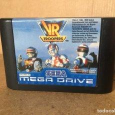 Videojuegos y Consolas: CARTUCHO VR TROOPERS - MEGA DRIVE. Lote 174622353