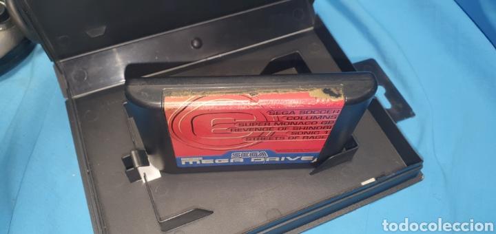 Videojuegos y Consolas: Consola sega megadrive modelo 2 + juegos - Foto 5 - 175486992
