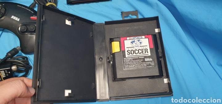Videojuegos y Consolas: Consola sega megadrive modelo 2 + juegos - Foto 7 - 175486992