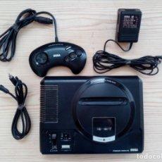 Videojuegos y Consolas: CONSOLA SEGA MEGA DRIVE + MANDO CONTROL PACK. Lote 175602173
