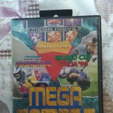 Videojuegos y Consolas: MEGA GAMES I MEGADRIVE. Lote 175747478